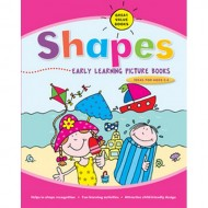 Parragon Early Learning Picture Books Shapes