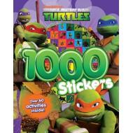 Parragon Teenage Mutant Ninja Turtles 1000 Stickers