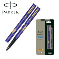 Parker Beta Spl Edition World Time Roller Ball Pen Blue