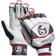 SG Litevate Cricket Batting Gloves - Boys Size