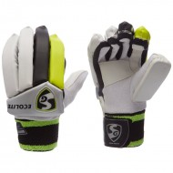 SG Ecolite Cricket Batting Gloves - Boys Size