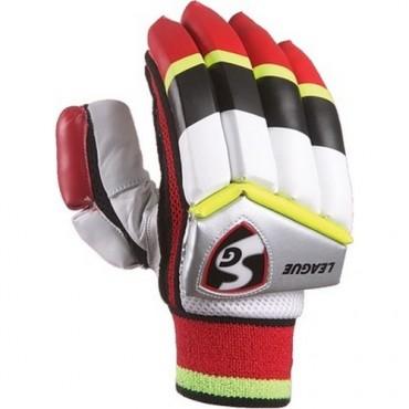 SG League Cricket Batting Gloves - Boys Size