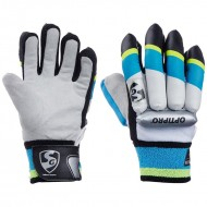 SG Optipro Cricket Batting Gloves - Small Boys