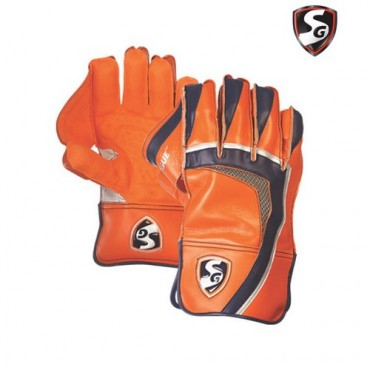 SG League Cricket Wicket Keeping Gloves - Youth