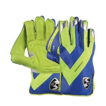 SG Club Cricket Wicket Keeping Gloves - Small Boys