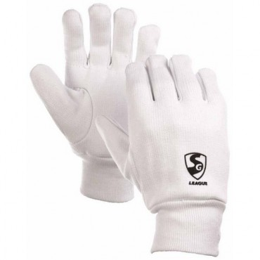 SG League Cricket Inner Gloves - Youth