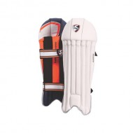 SG Super Test Cricket Wicket Keeping Legguards - Youth