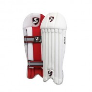 SG League Cricket Wicket Keeping Legguards - Youth