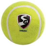 SG Endura Tennis Ball heavy Cricket Synthetic Balls