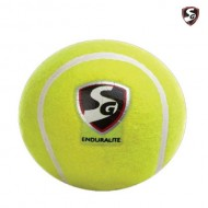 SG Endura Tennis Ball Light Cricket Synthetic Balls