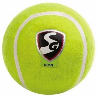 SG Icon Tennis Ball Cricket Synthetic Balls