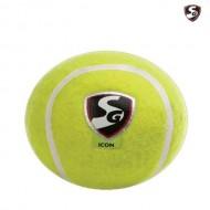 SG Century Tennis Ball Cricket Synthetic Balls
