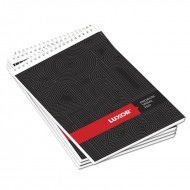 Luxor Top Bound Spiral 33 Single Ruled Notebook
