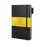 Parker Std Small Notebook Yellow Sleeve