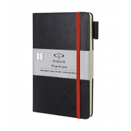Parker Std Small Notebook Silver Sleeve