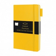 Parker Ltd Edition Large Notebook Yellow