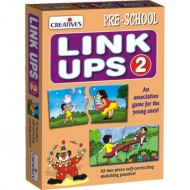 Creative's Link Ups 2 10 two piece Puzzles