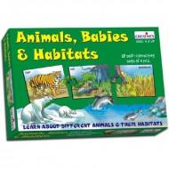 Creative's Animal Babies Habitats