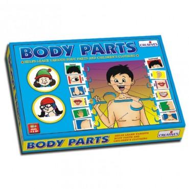 Creative's Body Parts