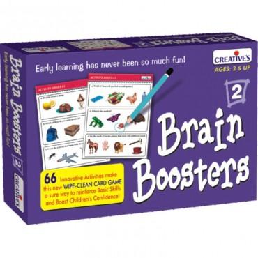 Creative's Brain Boosters II