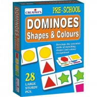 Creative's Dominoes Shapes Colours
