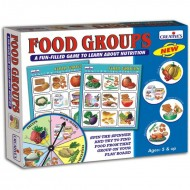 Creative's Food Groups