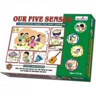 Creative's Our Five Senses