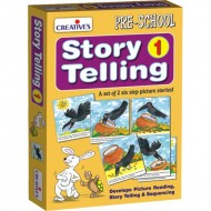 Creative's Story Telling Step by Step 1 6 Steps