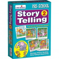 Creative's Story Telling Step by Step 2 6 Steps