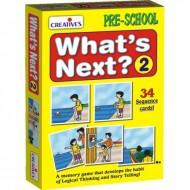 Creative's What's Next II