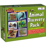 Creative's Animal Discovery Pack