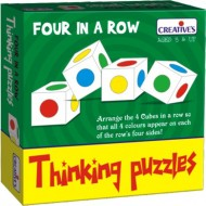 Creative's Thinking Puzzles Four in A Row