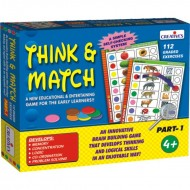 Creative's Think and Match I