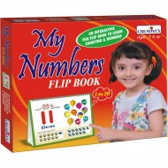 Creative's My Number Flip Book New