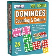 Creative's Dominoes Counting Colours
