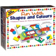 Creative's Fun with Shapes Colours