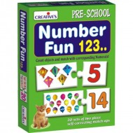 Creative's Number Fun 123