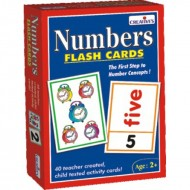 Creative's Number Flash Cards