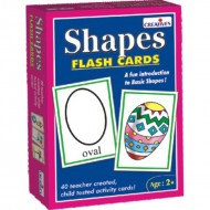 Creative's Shapes Flash Cards