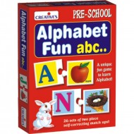 Creative's Alphabet Fun abc
