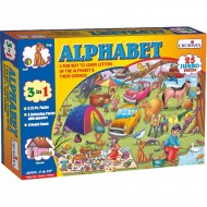 Creative's Alphabet Reading Puzzles