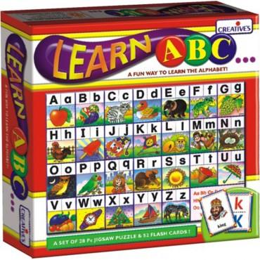 Creative's Learn ABC