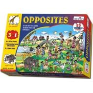 Creative's Opposites Reading Puzzles