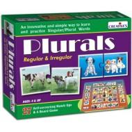 Creative's Plurals Regular Irregular