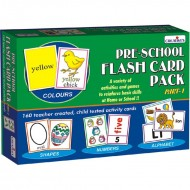 Creative's Pre School Flash Card Pack 1