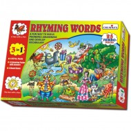 Creative's Rhyming Words Reading Puzzles