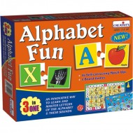 Creative's Alphabet Fun 3 in 1 New