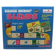 Creative's Fun With Phonics Consonant Blends
