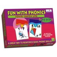 Creative's Fun With Phonics Vowel Match Ups