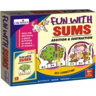 Creative's Fun with Sums Addition Subtraction